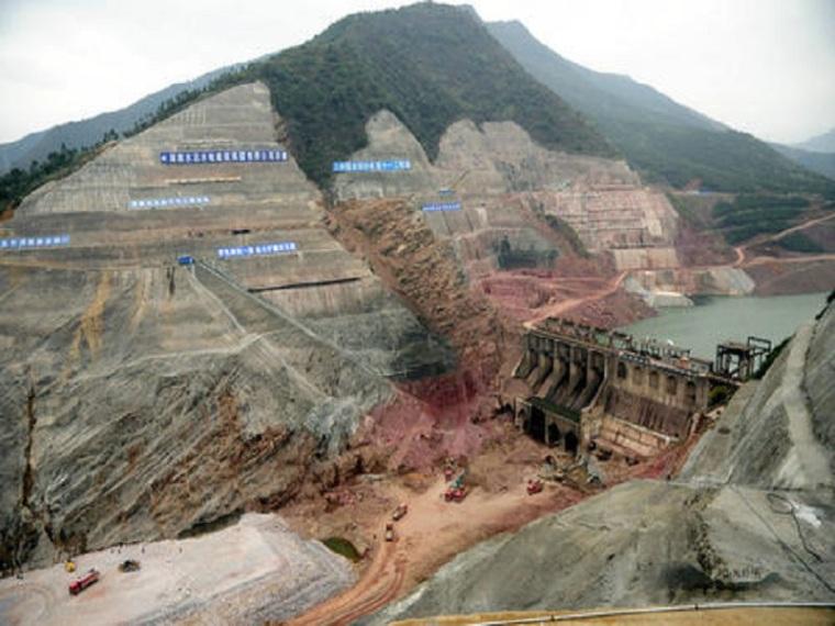 水库工程大坝施工技术质量控制-水库工程