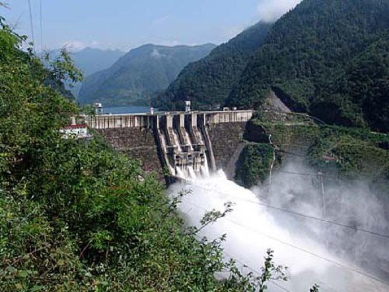 水库大坝安全质量评价-水库大坝