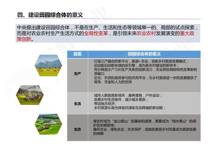 田园综合体项目内涵及典型案例分析-2018-田园综合体项目内涵及典型案例分析4