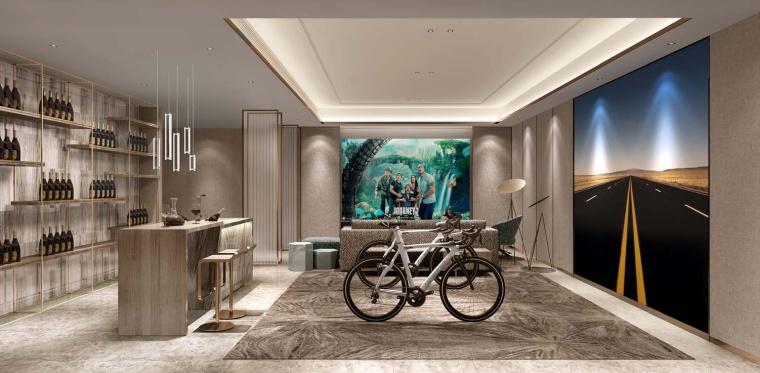 北京别墅样板间设计方案+设计方案_93P-0067