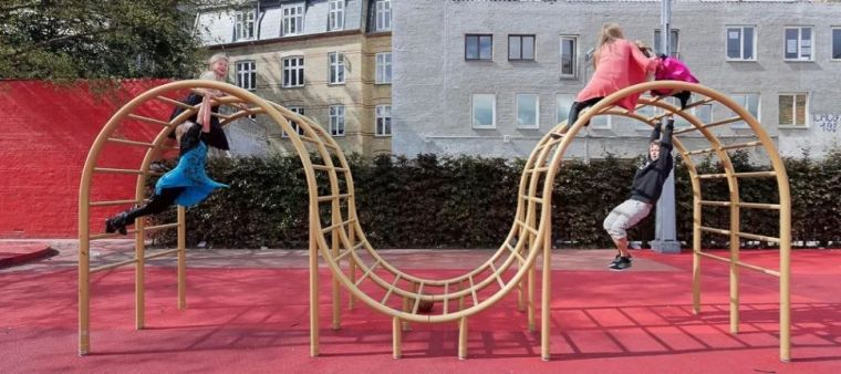 童话王国哥本哈根的建筑都有什么魔力?_39