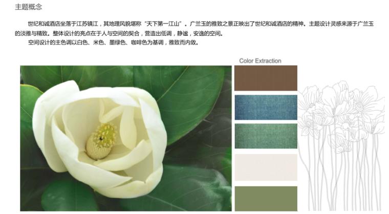 镇江酒店装饰工程方案设计-2-主题概念