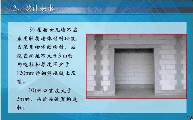收藏!详细解读建筑工程中什么叫二次结构?_35