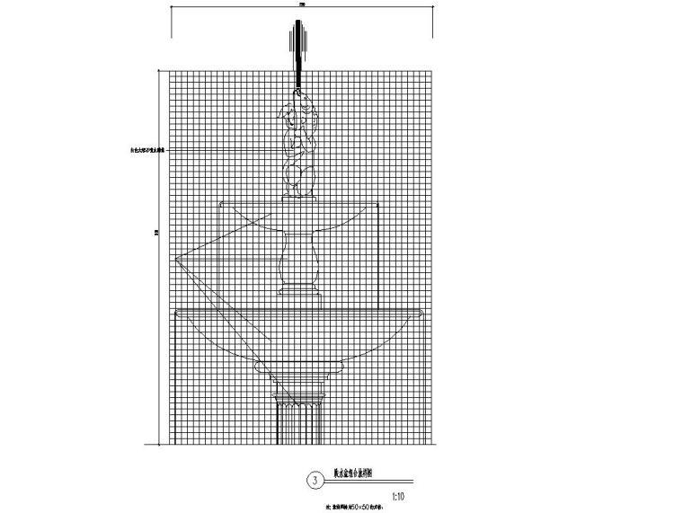 现代风格水池设计大样节点详图 (4)