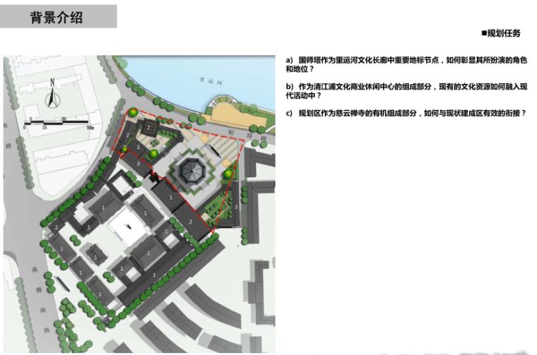 [江苏]淮安慈云禅寺国师塔及周边地块设计-5-规划任务