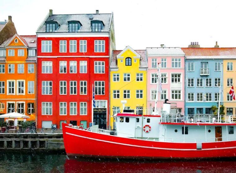 童话王国哥本哈根的建筑都有什么魔力?_7