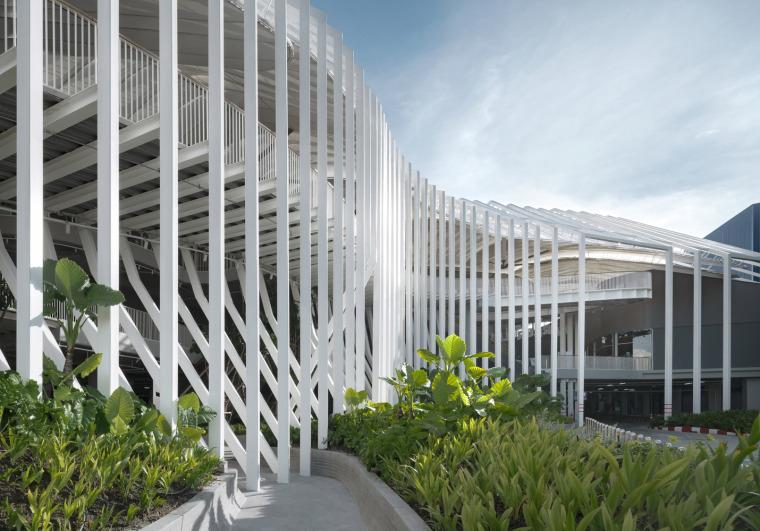 曼谷Megapark购物中心外部实景图外部实景图1