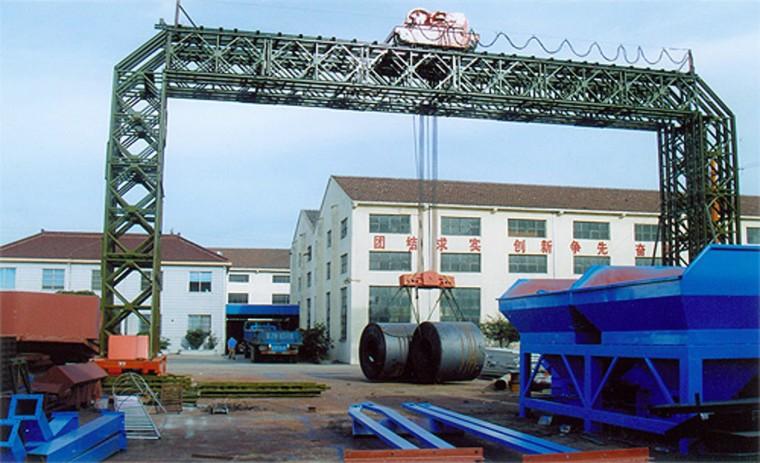 桥梁常备式结构与主要施工设备-万能杆件