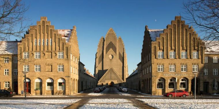 童话王国哥本哈根的建筑都有什么魔力?_9