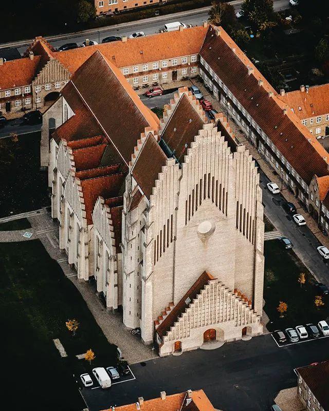 童话王国哥本哈根的建筑都有什么魔力?_8
