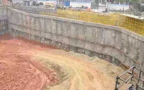 建筑工程从基坑开挖到竣工的整个流程_2