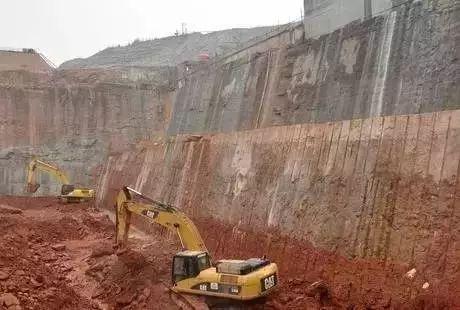 建筑工程从基坑开挖到竣工的整个流程_1