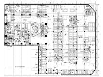 五星级酒店_办公楼空调通风及防排烟设计图