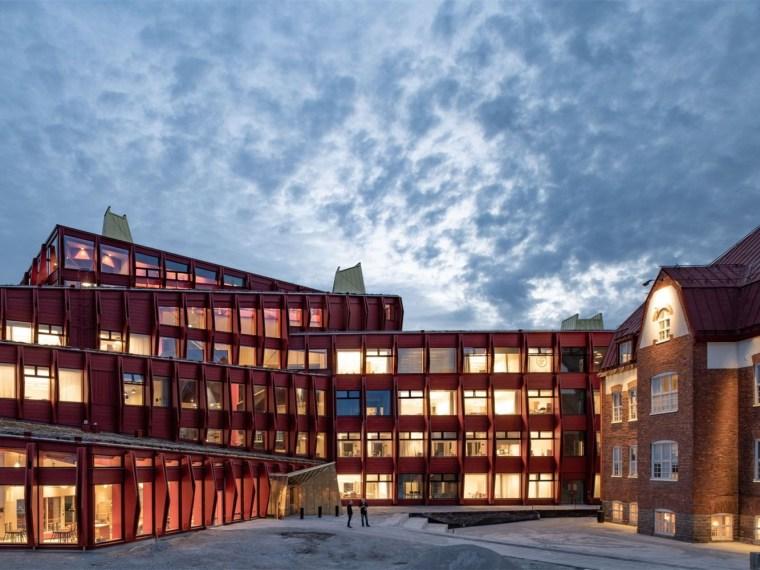 瑞典知识教育中心大厦-00