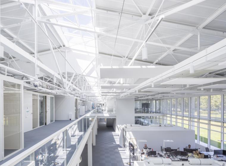 法国Additi办公楼内部实景图