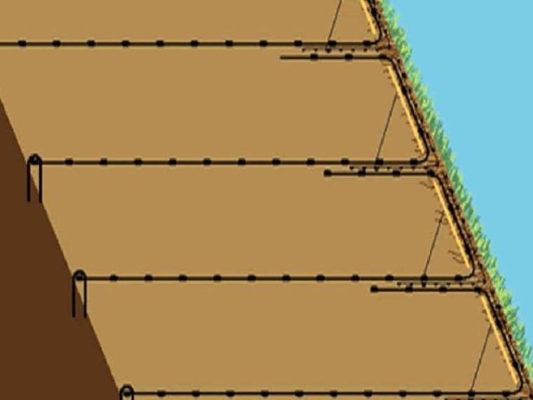 地基加固处理加筋法-加筋土挡墙