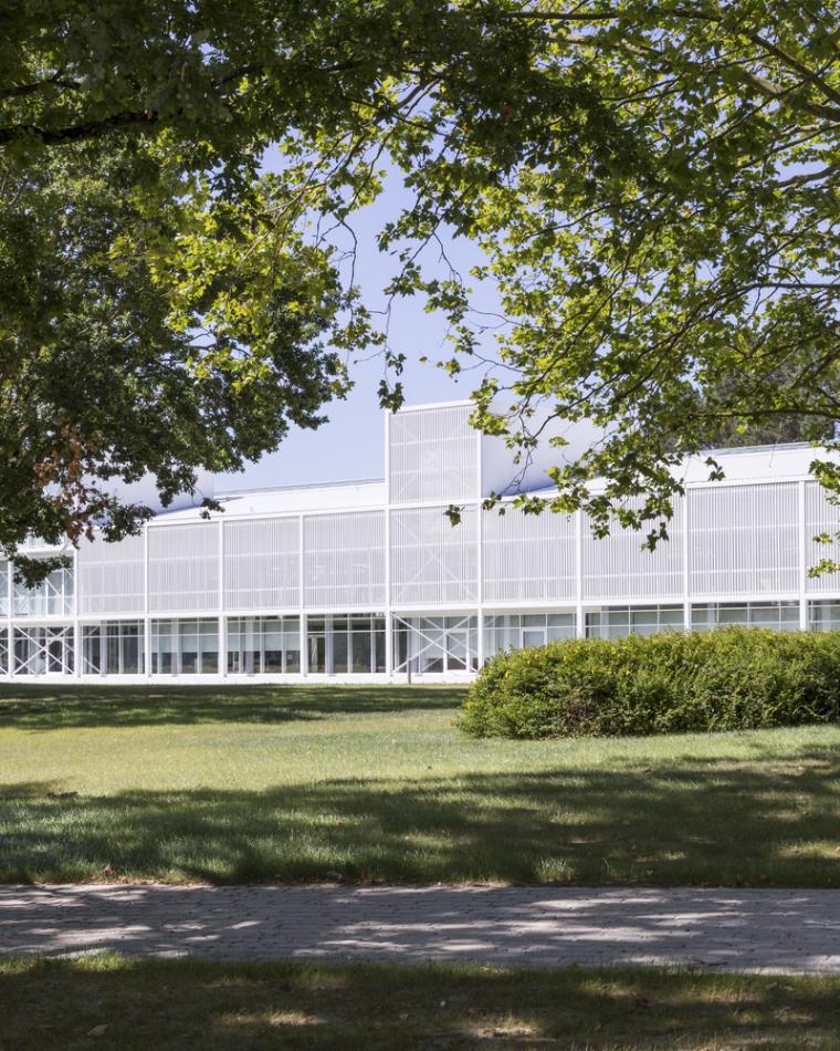 法国Additi办公楼外部实景图5