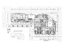 13.7万平商业办公酒店给排水消防喷淋设计图
