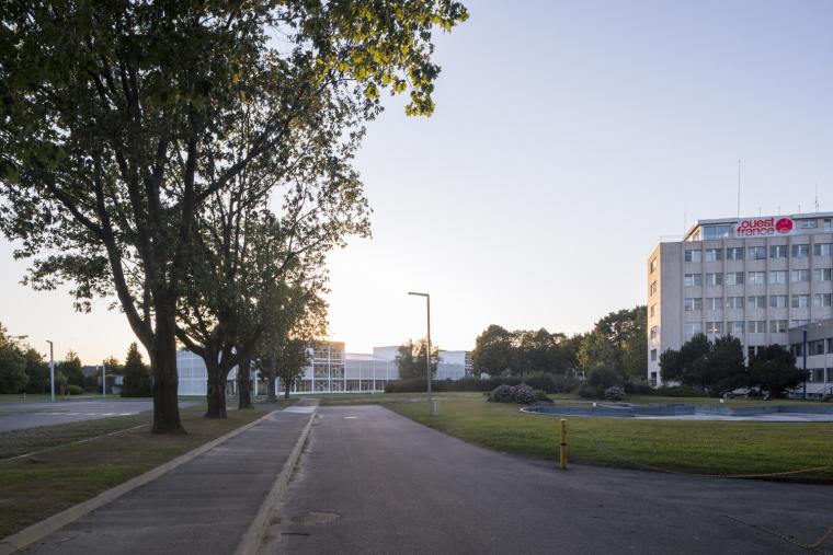 法国Additi办公楼外部实景图9
