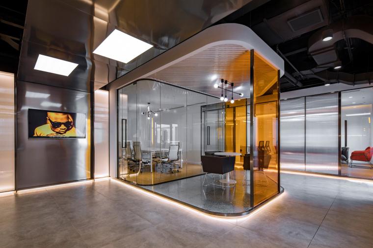 北京幼龙工作室办公楼内部实景图6