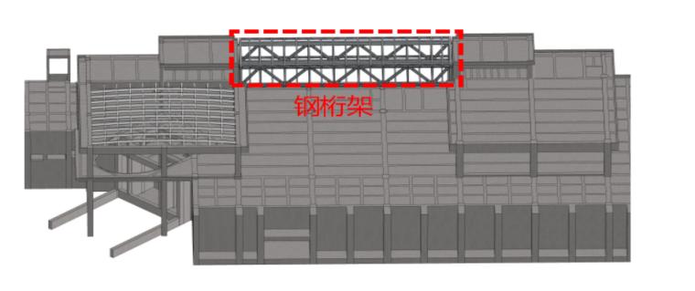 多层框架结构车站施工组织设计(2019)-02 钢桁架构件