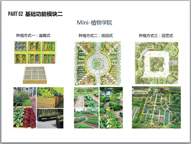 全龄社区景观产品设计标准化手册(图文并茂)-Mini-植物学院