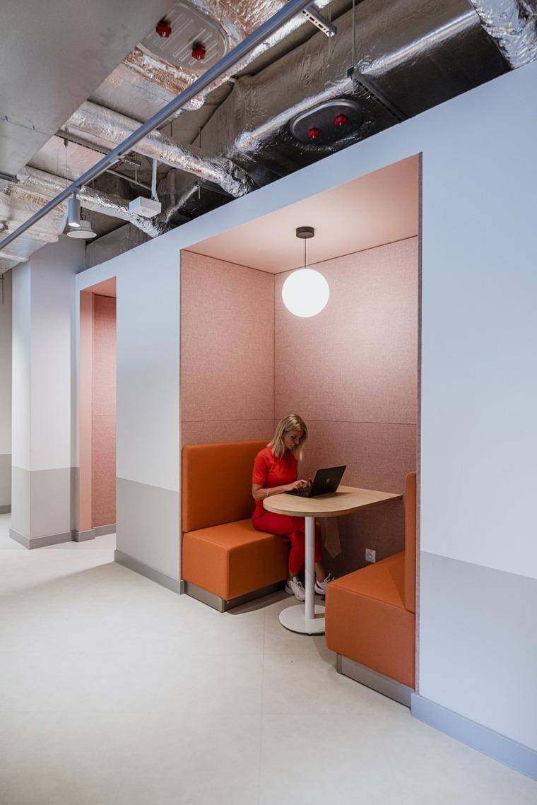 波兰Codelabxumlaut办公室-波兰Codelab x umlaut办公室室内实景图28