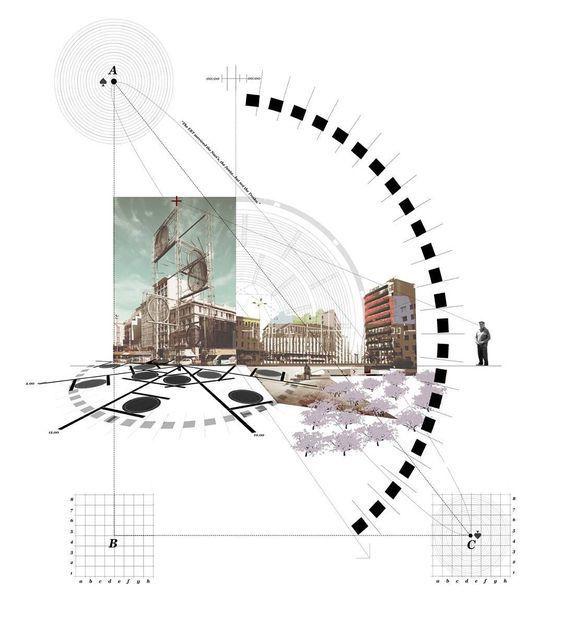 建筑作品集分析图,不是那样画!_7