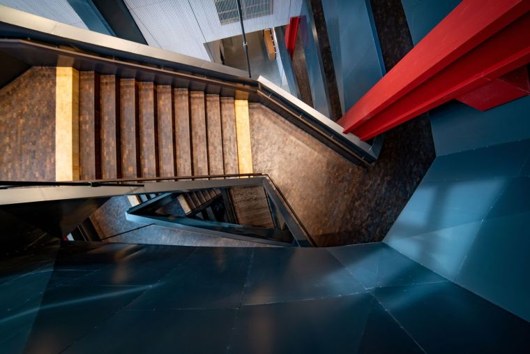瑞典知识教育中心大厦内部实景图6