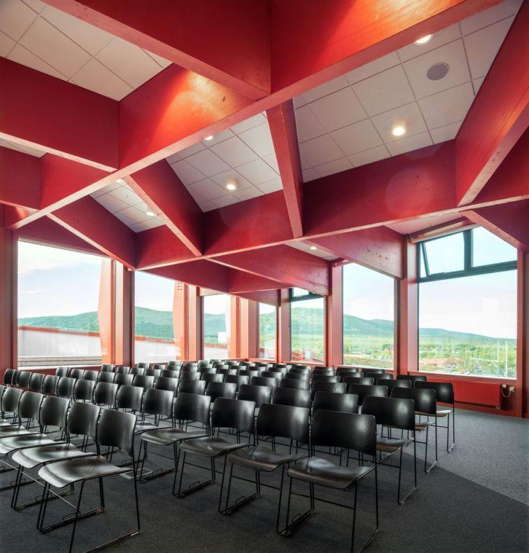 瑞典知识教育中心大厦内部实景图5