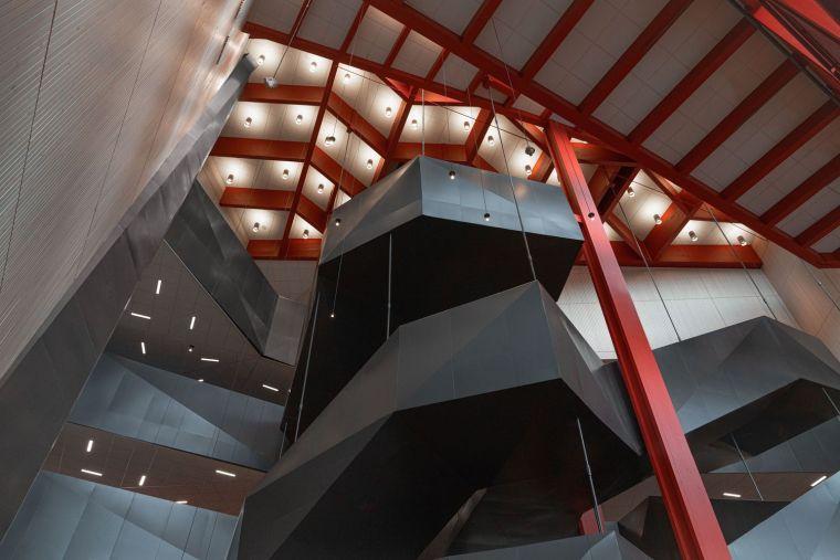 瑞典知识教育中心大厦内部实景图3