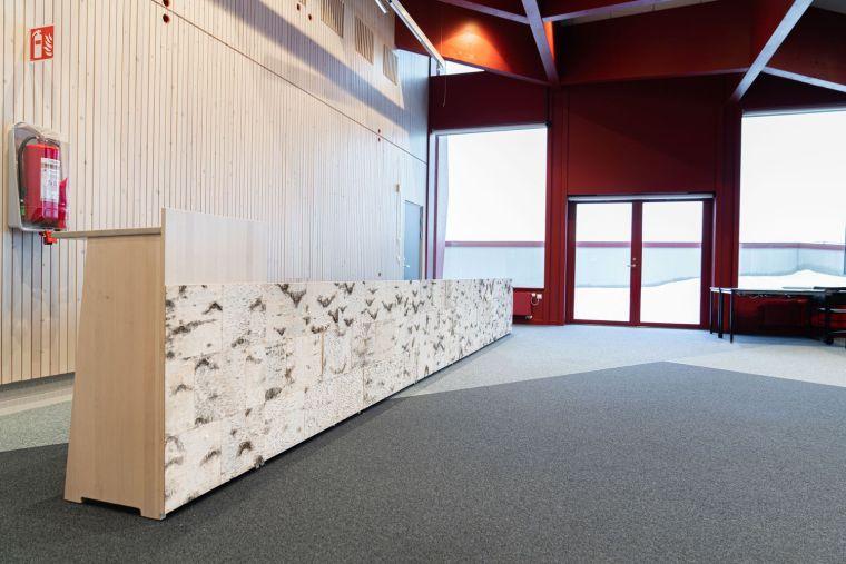 瑞典知识教育中心大厦内部实景图8
