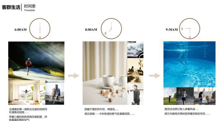 [上海]高端滨江豪宅租赁住宅建筑概念方案-时间表