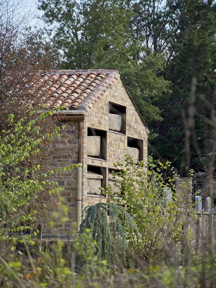 法国Vindrac-Alayrac文化中心外部实景图11