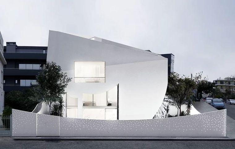花式围墙设计,美了整体!_6