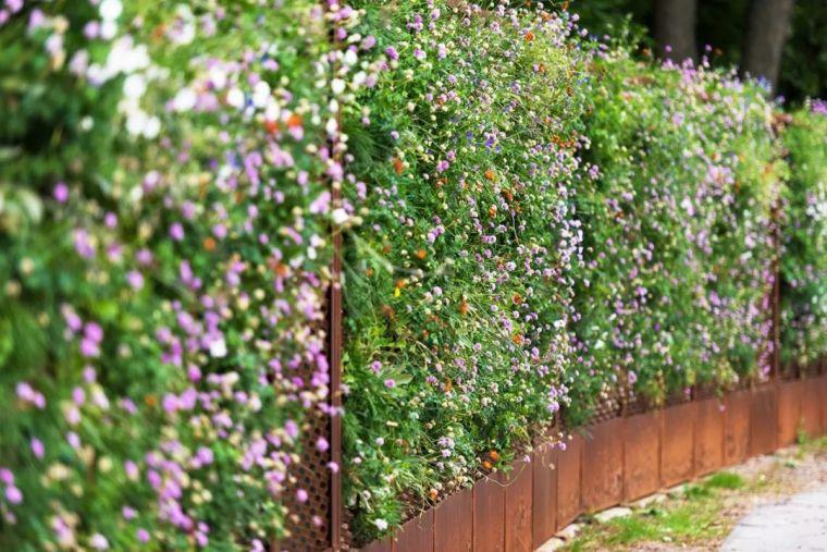 花式围墙设计,美了整体!_15