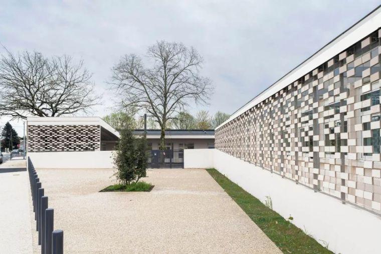 花式围墙设计,美了整体!_12