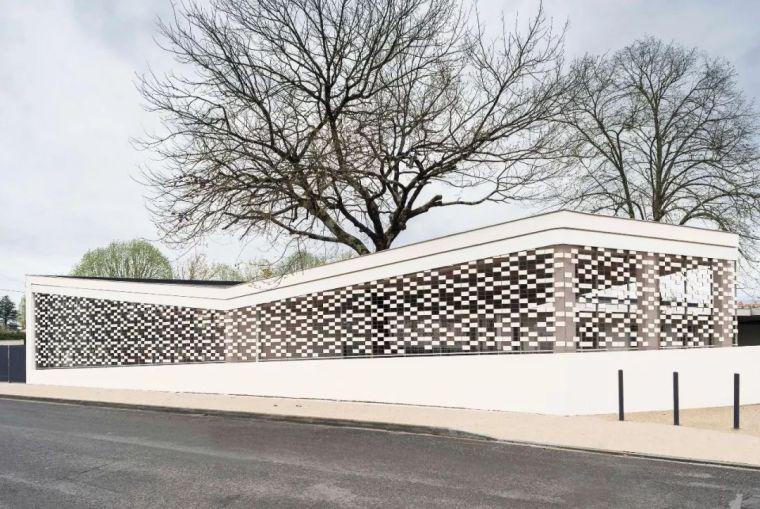 花式围墙设计,美了整体!_11