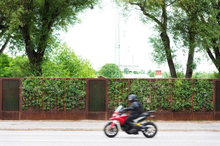 花式围墙设计,美了整体!_16