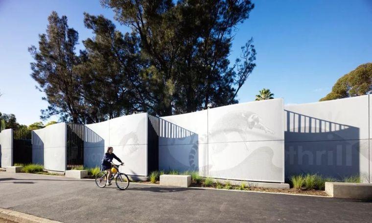 花式围墙设计,美了整体!_21