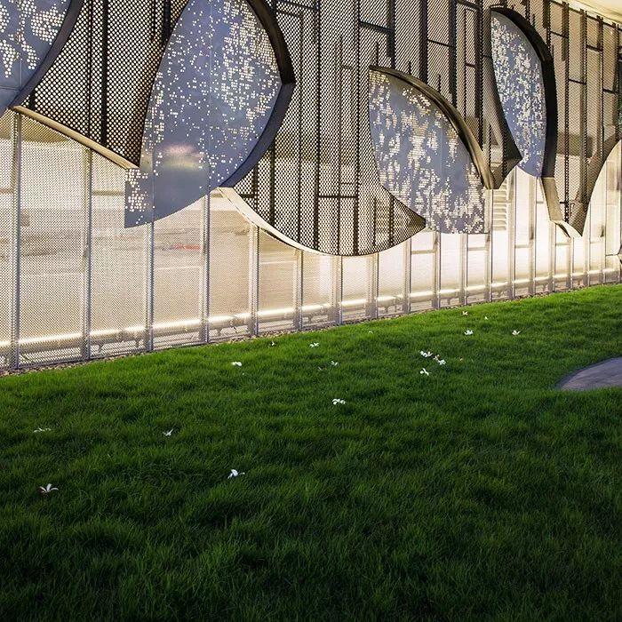 花式围墙设计,美了整体!_25