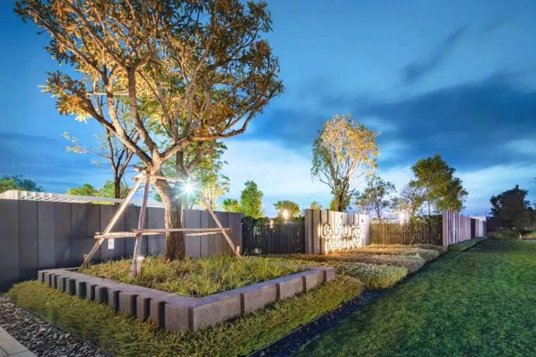 花式围墙设计,美了整体!_35