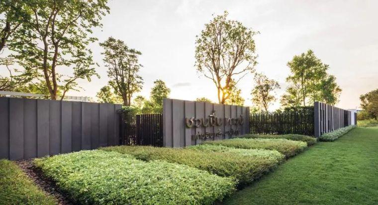 花式围墙设计,美了整体!_36