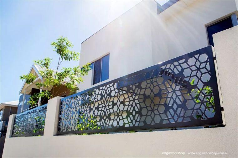 花式围墙设计,美了整体!_45