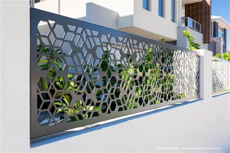 花式围墙设计,美了整体!_46