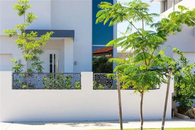 花式围墙设计,美了整体!_47
