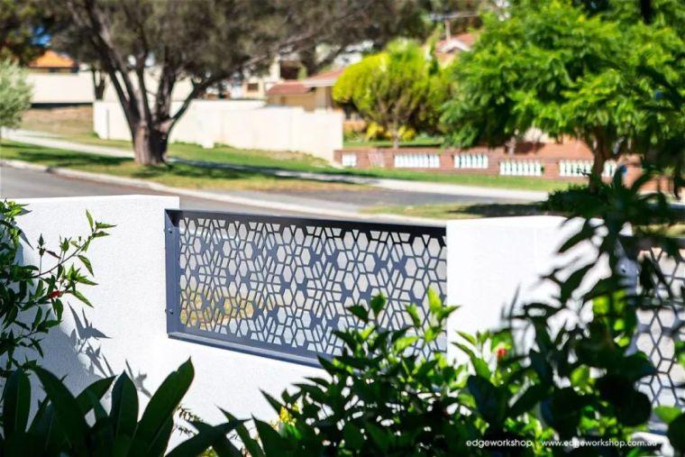 花式围墙设计,美了整体!_48