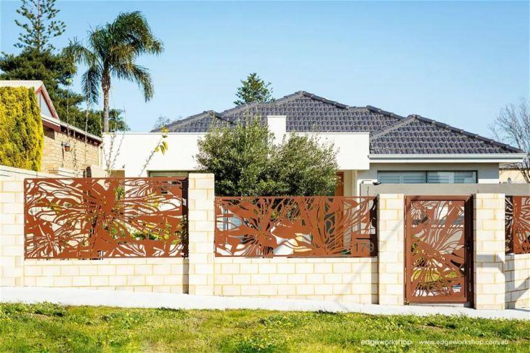 花式围墙设计,美了整体!_53