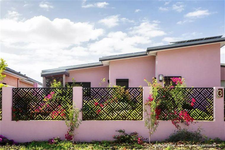 花式围墙设计,美了整体!_55