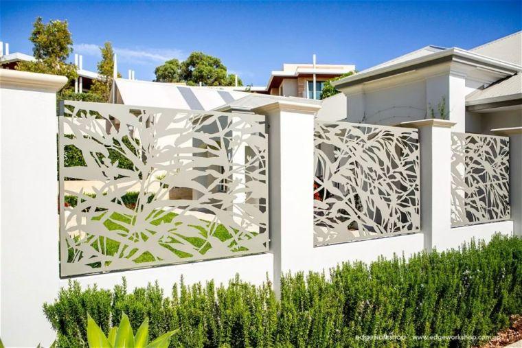 花式围墙设计,美了整体!_52